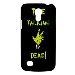 The Talking Dead Samsung Galaxy S4 Mini Hardshell Case  by TheTalkingDead