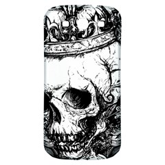 Skull King Samsung Galaxy S3 S Iii Classic Hardshell Back Case by TheTalkingDead
