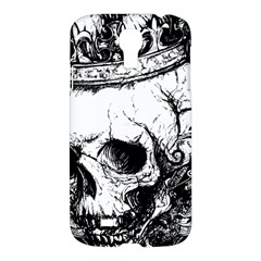 Skull King Samsung Galaxy S4 I9500/i9505 Hardshell Case by TheTalkingDead