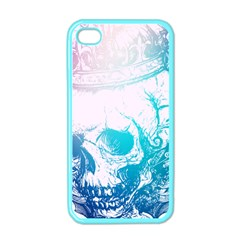 Skull King Colors Apple Iphone 4 Case (color) by TheTalkingDead