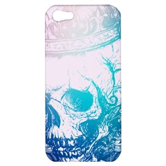 Skull King Colors Apple Iphone 5 Hardshell Case by TheTalkingDead