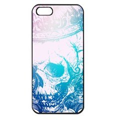 Skull King Colors Apple Iphone 5 Seamless Case (black)