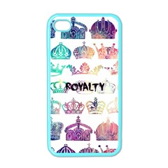 Royalty Apple Iphone 4 Case (color) by TheTalkingDead