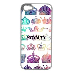 Royalty Apple Iphone 5 Case (silver)