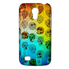Sugary Skulls Samsung Galaxy S4 Mini Hardshell Case  by TheTalkingDead