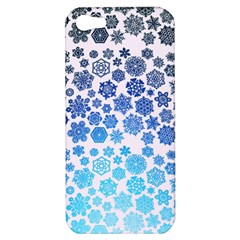Let It Snow Apple Iphone 5 Hardshell Case