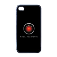 There Is A Message For You  Apple Iphone 4 Case (black) by ContestDesigns