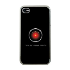 There Is A Message For You  Apple Iphone 4 Case (clear) by ContestDesigns