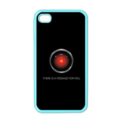 There Is A Message For You  Apple Iphone 4 Case (color) by ContestDesigns