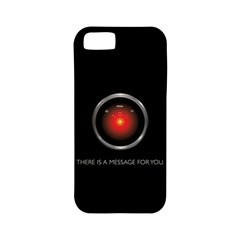There Is A Message For You  Apple Iphone 5 Classic Hardshell Case (pc+silicone) by ContestDesigns