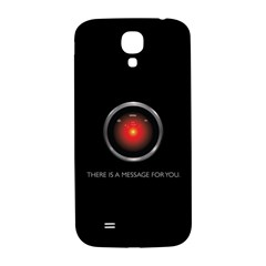 There Is A Message For You  Samsung Galaxy S4 I9500/i9505  Hardshell Back Case by ContestDesigns