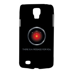 There Is A Message For You  Samsung Galaxy S4 Active (i9295) Hardshell Case by ContestDesigns