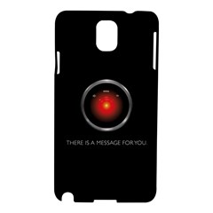 There Is A Message For You  Samsung Galaxy Note 3 N9005 Hardshell Case by ContestDesigns