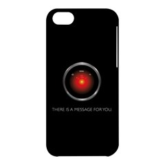 There Is A Message For You  Apple Iphone 5c Hardshell Case by ContestDesigns