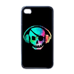 Pirate Music Apple Iphone 4 Case (black) by TheTalkingDead