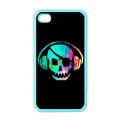 Pirate Music Apple Iphone 4 Case (color) by TheTalkingDead