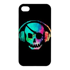 Pirate Music Apple Iphone 4/4s Hardshell Case by TheTalkingDead