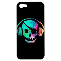 Pirate Music Apple Iphone 5 Hardshell Case by TheTalkingDead