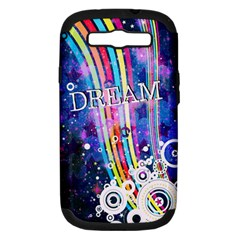 Dream In Colors Samsung Galaxy S Iii Hardshell Case (pc+silicone)