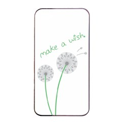 Make A Wish Apple Iphone 4/4s Seamless Case (black)