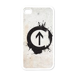 Above The Influence Apple Iphone 4 Case (white) by Contest1775858