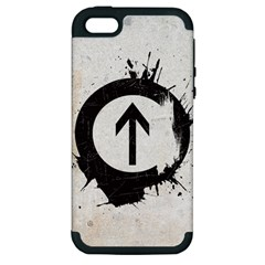 Above The Influence Apple Iphone 5 Hardshell Case (pc+silicone)