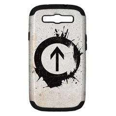 Above The Influence Samsung Galaxy S Iii Hardshell Case (pc+silicone) by Contest1775858
