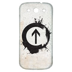 Above The Influence Samsung Galaxy S3 S Iii Classic Hardshell Back Case by Contest1775858
