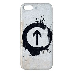 Above The Influence Iphone 5s Premium Hardshell Case by Contest1775858