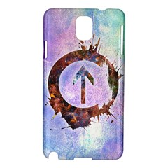 Above The Influence 2 Samsung Galaxy Note 3 N9005 Hardshell Case