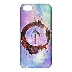 Above The Influence 2 Apple Iphone 5c Hardshell Case by Contest1775858