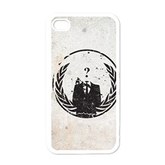 Anon Apple iPhone 4 Case (White)