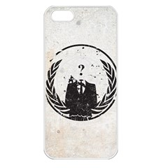 Anon Apple iPhone 5 Seamless Case (White)