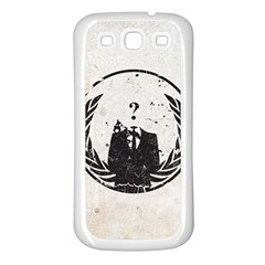 Anon Samsung Galaxy S3 Back Case (White)
