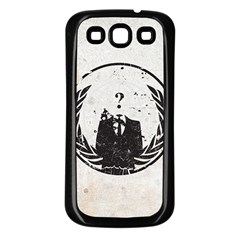 Anon Samsung Galaxy S3 Back Case (black)