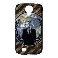 World Wide Anonymous Samsung Galaxy S4 Classic Hardshell Case (pc+silicone)