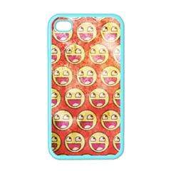 Epic Face Apple Iphone 4 Case (color)
