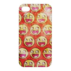Epic Face Apple Iphone 4/4s Premium Hardshell Case by Contest1775858