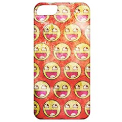 Epic Face Apple Iphone 5 Classic Hardshell Case by Contest1775858