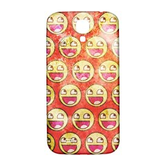 Epic Face Samsung Galaxy S4 I9500/i9505  Hardshell Back Case by Contest1775858