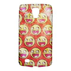 Epic Face Samsung Galaxy S4 Active (i9295) Hardshell Case by Contest1775858