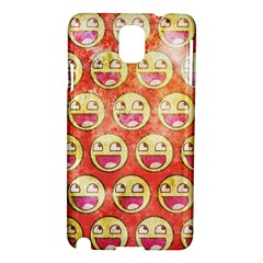 Epic Face Samsung Galaxy Note 3 N9005 Hardshell Case by Contest1775858