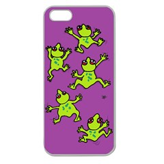 Sticky Things Apple Seamless Iphone 5 Case (clear)