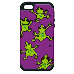 Sticky Things Apple Iphone 5 Hardshell Case (pc+silicone) by Contest1760572
