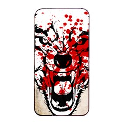 Blood Wolf Apple Iphone 4/4s Seamless Case (black) by Contest1775858