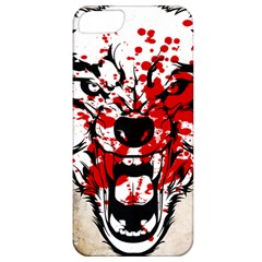 Blood Wolf Apple Iphone 5 Classic Hardshell Case