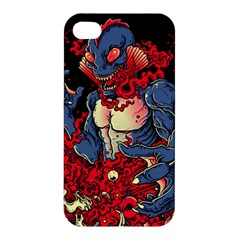 Creature Apple Iphone 4/4s Hardshell Case by Contest1775858