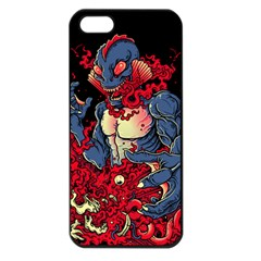 Creature Apple Iphone 5 Seamless Case (black) by Contest1775858