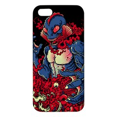 Creature Iphone 5 Premium Hardshell Case by Contest1775858