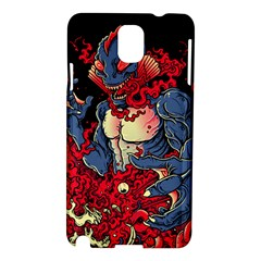 Creature Samsung Galaxy Note 3 N9005 Hardshell Case by Contest1775858